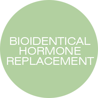 BioIdentical Hormone Replacement Icon